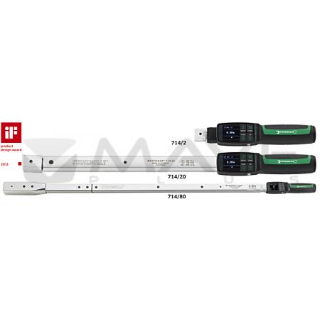 96500940 elektronický klíč  pro nádstavce  40 - 400 Nm