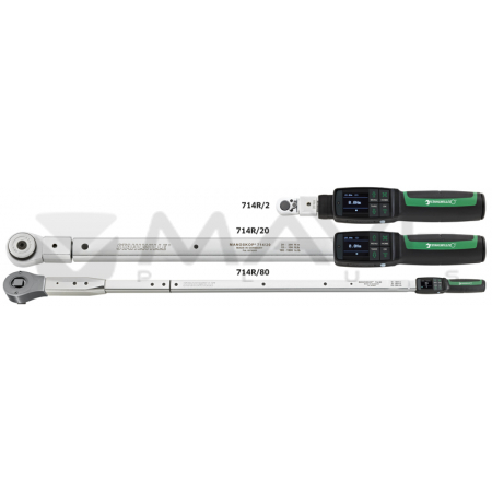 96501080 elektronický klíč s ráčnou 80 - 800 Nm